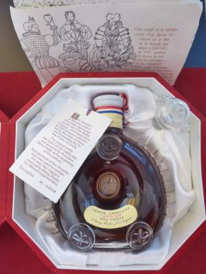 Cognac Remy Martin Louis XIII 70s edition