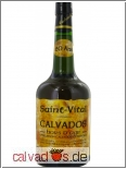 Calvados Domaine de la Vectiere 20 years