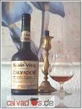 Calvados Domaine de la Vectiere 20 years 3 bottles