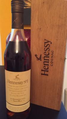 Cognac Hennessy  No. 1 original edition