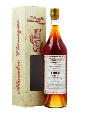 Whisky Tomintoul 1968 50 years Oloroso Sherry Cask