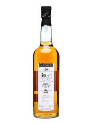 Whisky Brora 30 years 56,6% 3rd release 2004