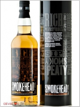 Whisky Smokehead Islay Single Malt