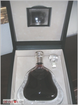 Cognac Hennessy Richard old version (late 90s)