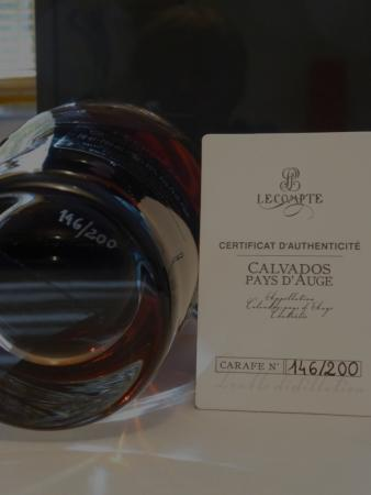 Calvados Lecompte Secret