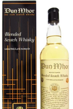 Whisky Dun Mhor Jean Boyer