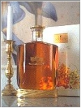 Cognac Hardy Noces d'Or Romantic Decanter